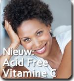 Nieuw: Acid Free Vitamine C